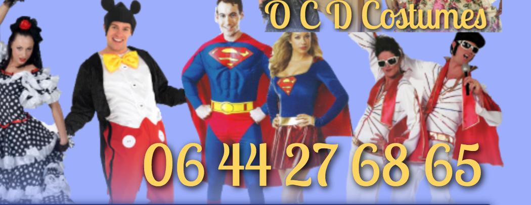 OCD COSTUMES